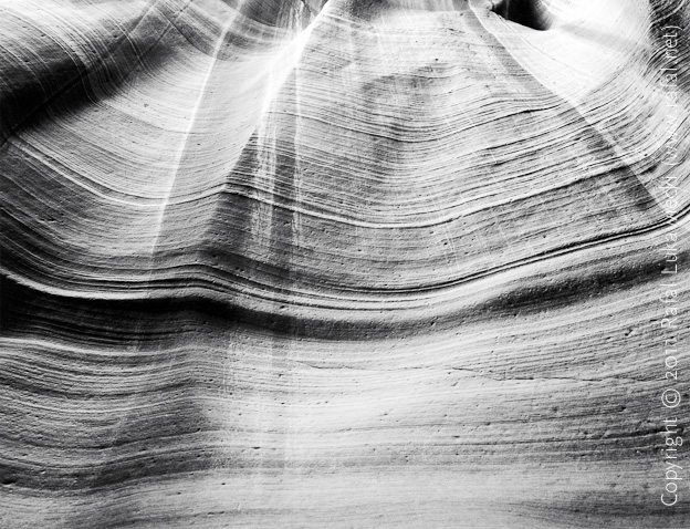 Canyon X, Abstract 3