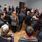 Opening Night of (Be)Longing Exhibition in Kraków