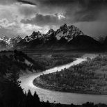 Ansel Adams at 111