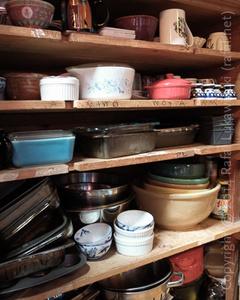 Edward Weston's Print Storage Shelves